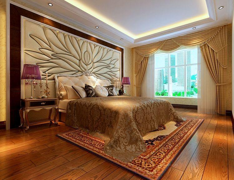 两居室简欧风格卧室