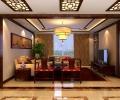 润枫领尚  四居室  中式