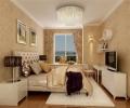 长兴·园湖曲-两居室-现代简约案例