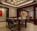 长乐壹号-三居室-现代中式风格