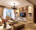 忆江南-两居室-田园地中海风格