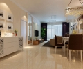 卡布奇诺国际社区-三居室-现代简约风格