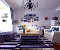 卡布奇诺国际社区-三居室-地中海风格