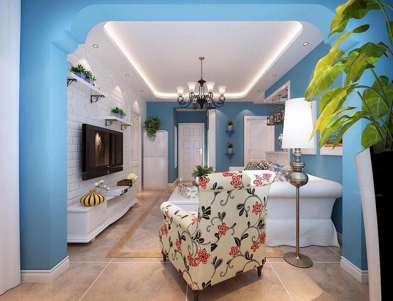 巴黎第五区-地中海风格-哈尔滨麻雀装饰公司