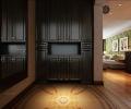 沈阳业之峰装饰御景新世界154平装修案例效果图