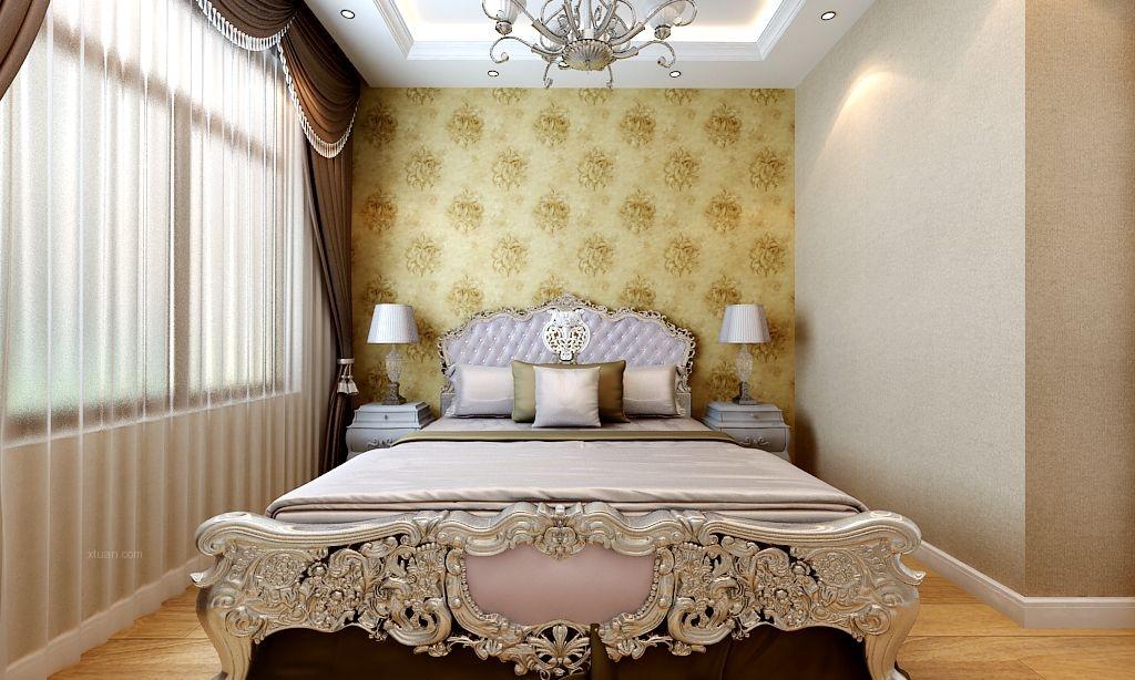 大户型欧式风格卧室