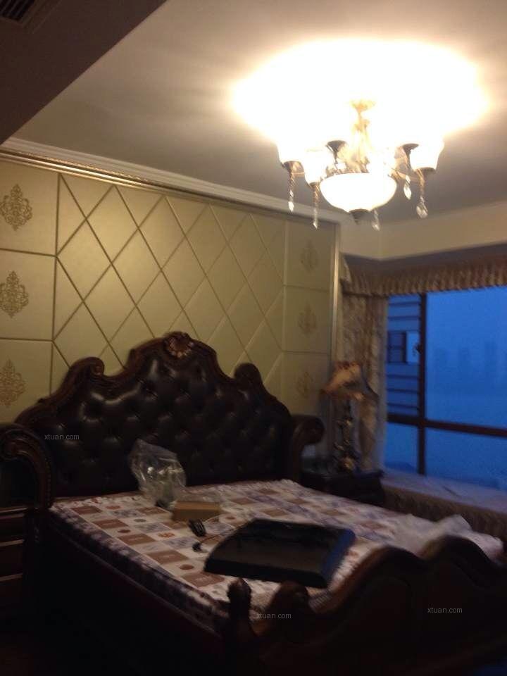 四居室简欧风格卧室