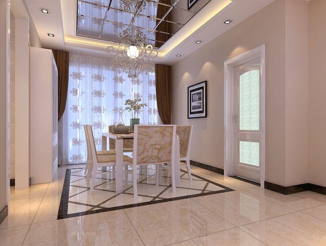 上林溪 二居室 现代