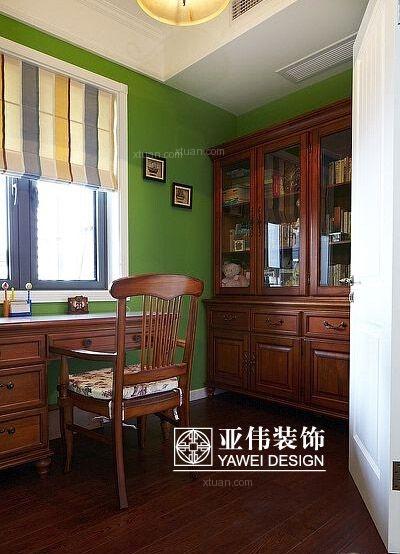 """龙凤玫瑰园99㎡两室两厅田园风格""""记忆里的-《绿野仙踪》"""""""