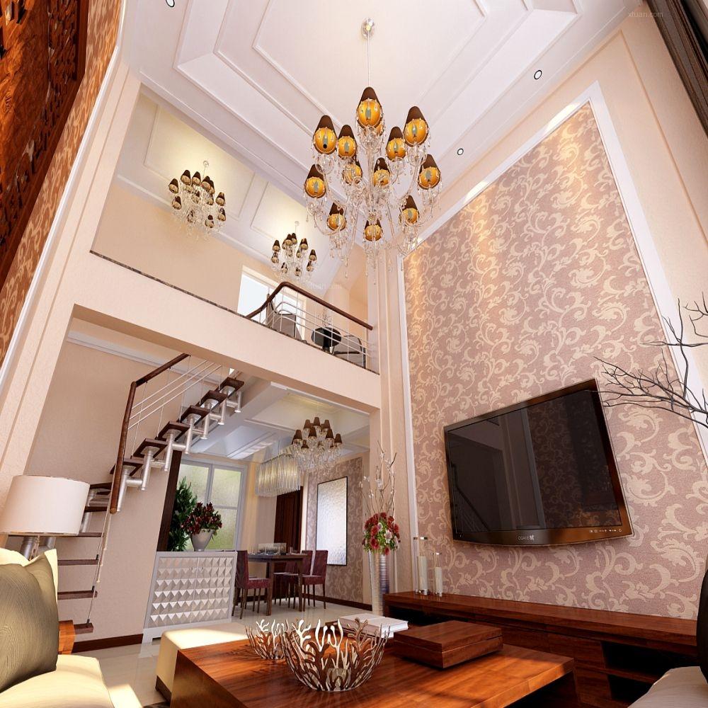 北美家园现代风格设计
