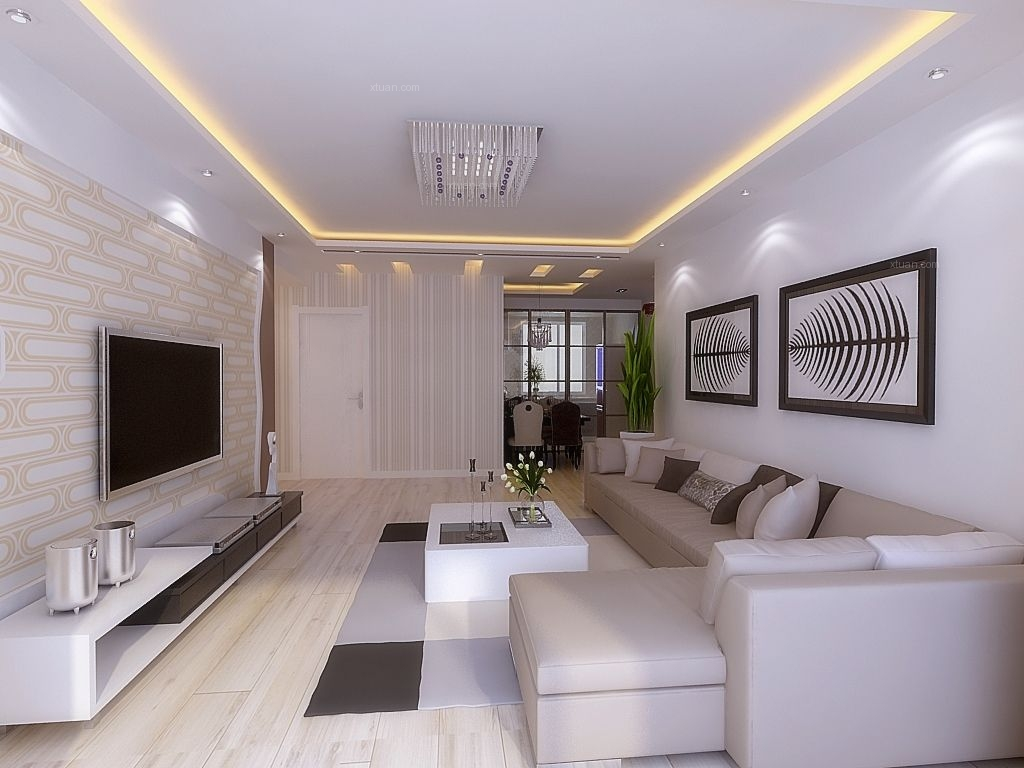 兩室兩廳裝修效果圖90,小兩室一廳裝修效果圖,93平米兩室裝修效果圖圖片