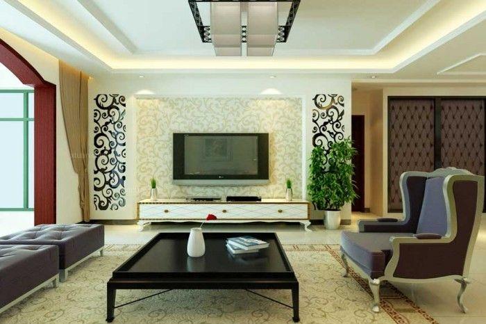 两居室混搭风格客厅