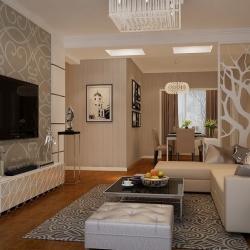 奥克斯 盛世经典现代简约两居室