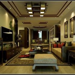 梵顿公馆|120平新中式|三室两厅