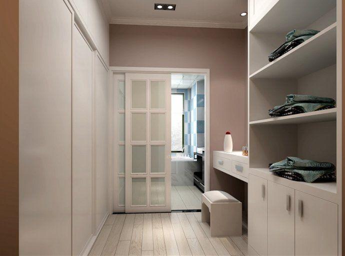 三室两厅中式风格卫生间软装