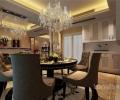 南宁最好的装修公司_南宁龙发装饰升禾绿城装修设计案例欧式风格