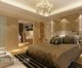 鸿瑞熙龙湾157平欧式风格四居室