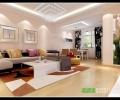 伟星幸福里二室一厅现代简约风格效果图