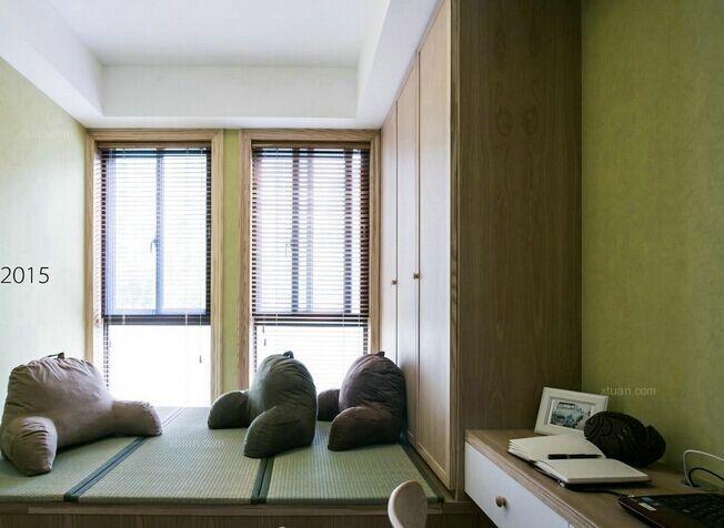 两居室美式风格小卧室