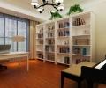 温馨简约田园风,东方国际131平三居室设计