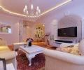 现代典雅三居婚房
