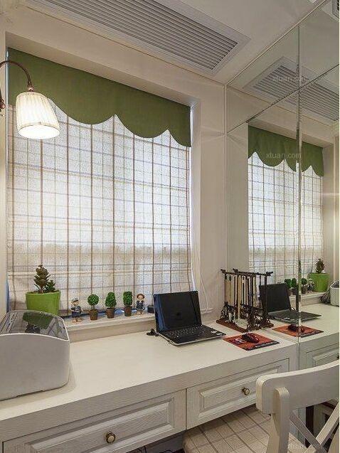 两居室美式风格书房