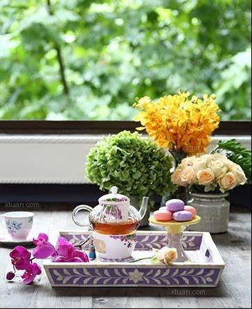 整装大师季 轻甜浪漫 不失英伦风情的美妙居室