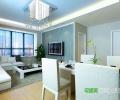 伟星幸福里二室二厅简约风格装修效果图