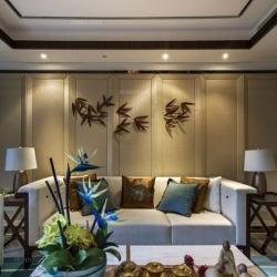 天和一号,新中式风格,套房,面积210平方