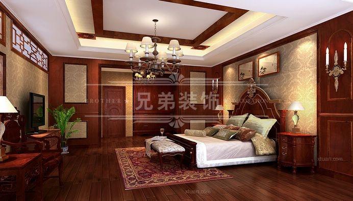 重庆沙坪坝大学城别墅装修公司|龙湖睿城别墅装修设计案例