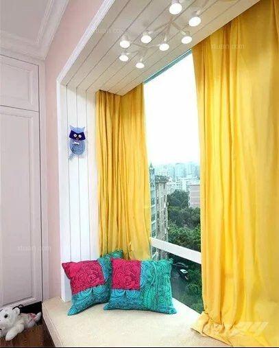 三居室美式风格主卧室