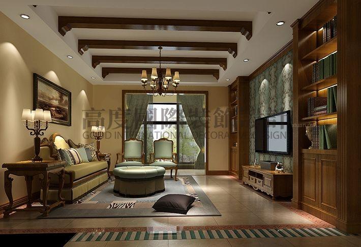 110三室两厅带一个阁楼怎样装修
