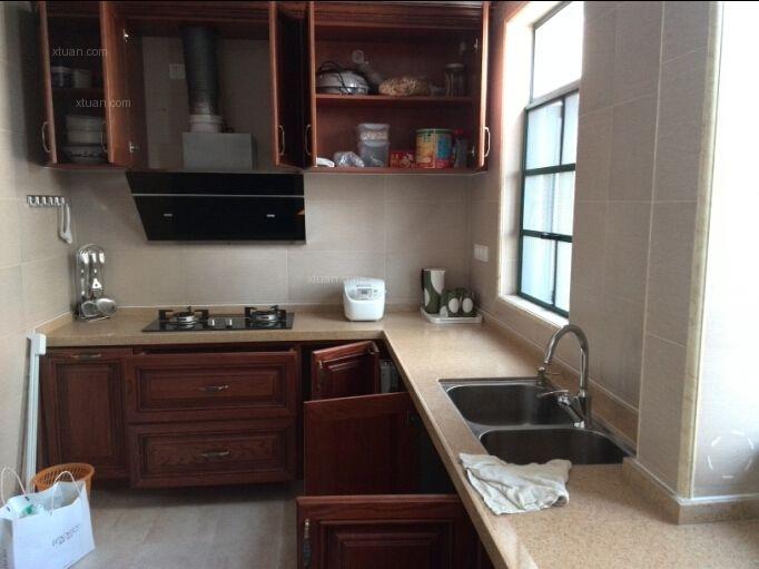 复式楼中式风格厨房图片