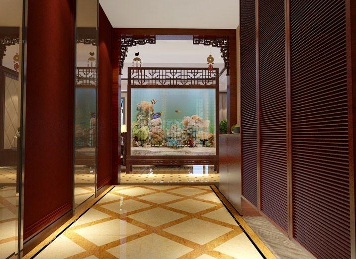 天津实创装饰—实木的家里,增添一丝感觉