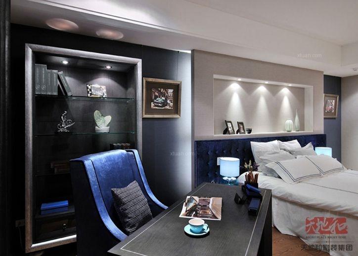 大户型新古典卧室