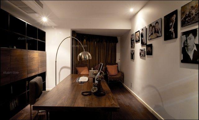 现代简约首开香溪郡公寓设计