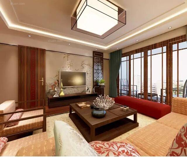 外交部24号院 传统古典新中式风格