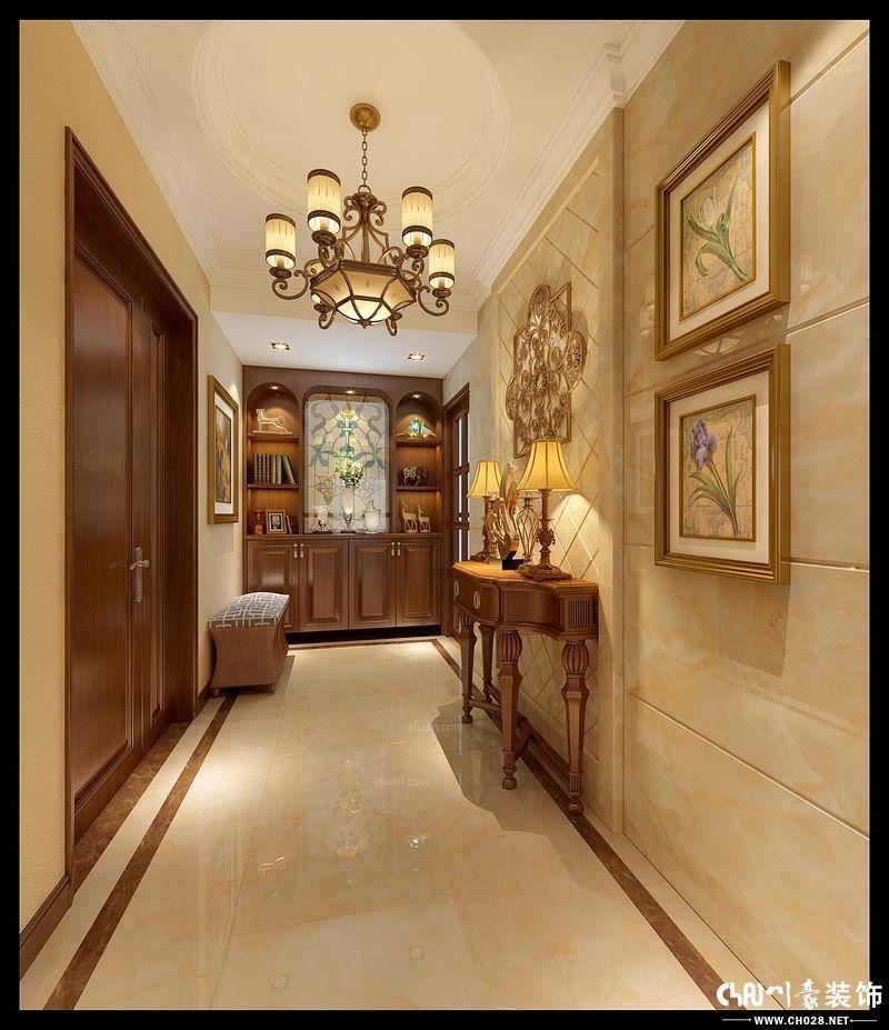 西岸观邸-美式装修案例