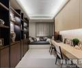 精诚装饰181平米客厅装修效果