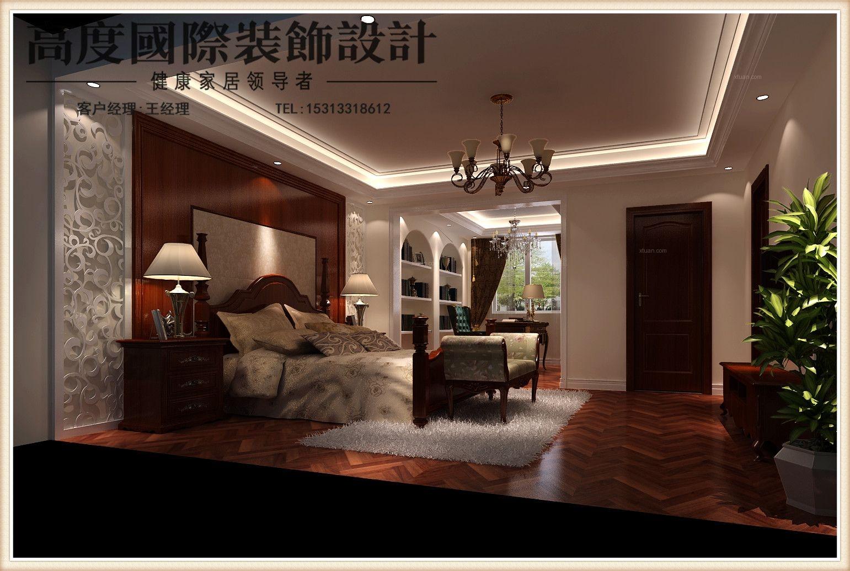 别墅托斯卡纳卧室
