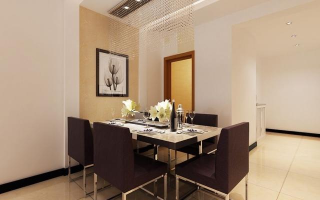 中豪·泛亚国际·逸境3室2厅2卫131平米现代风格