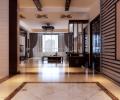 【西安城市人家】紫郡长安:古朴典雅的中式风格