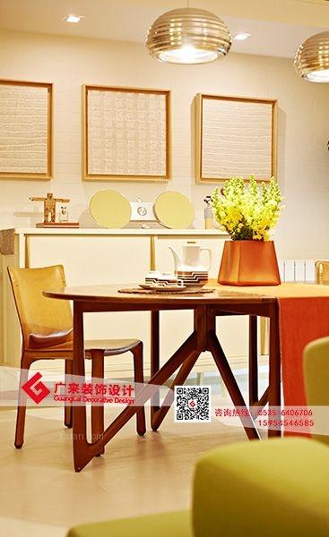 【烟台广来装饰】中铁逸都三室两厅自然风格装修案例