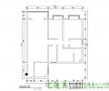 建政路测绘局单位房113平米中式风格9.73万