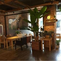 慢生活咖啡厅