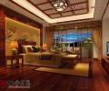 西太湖揽月湾星河丹堤古典中式别墅设计案例