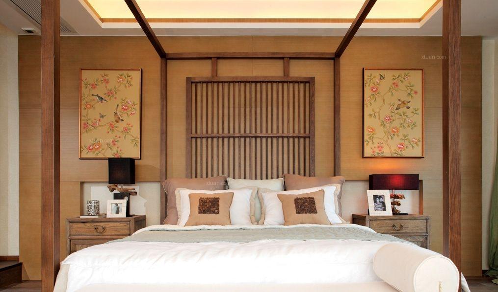 生活家装饰中式复式·香山竹居