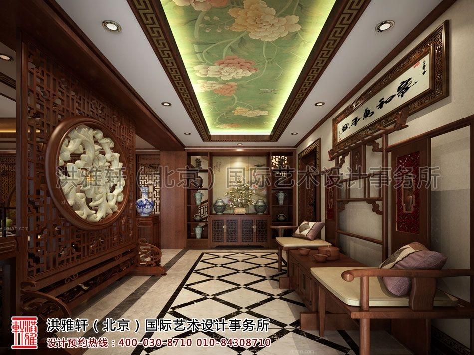 中式风格售楼部