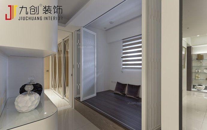 两室两厅韩式风格休闲区软装