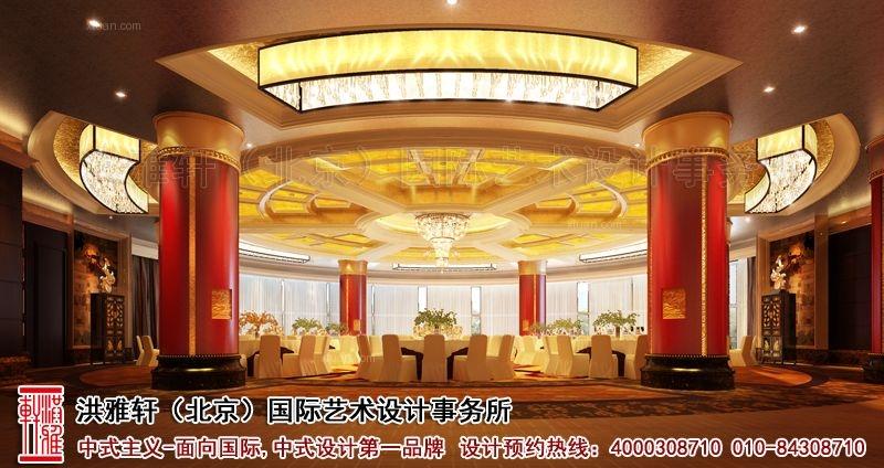 海南海棠湾会所古典中式装修